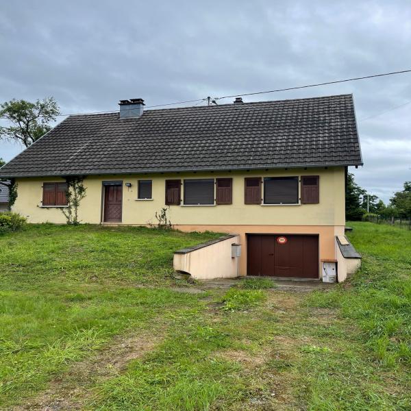 Offres de vente Maison Helfrantzkirch 68510