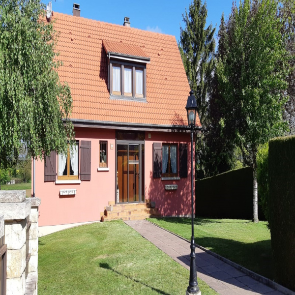 Offres de vente Maison Spechbach-le-Haut 68720