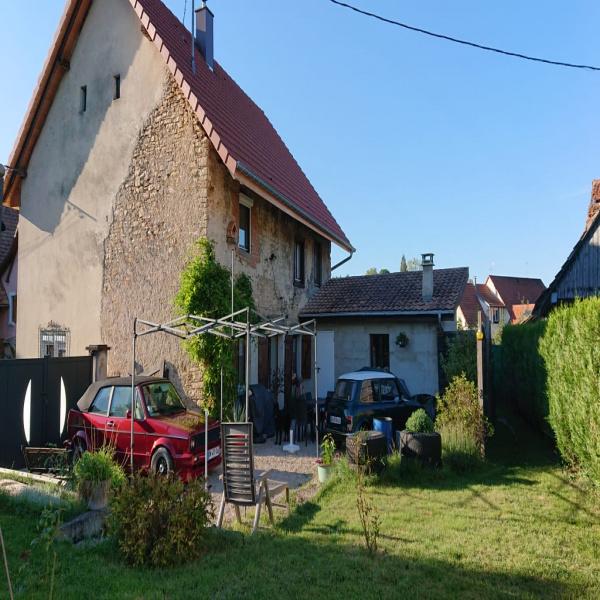 Offres de vente Maison Courtavon 68480
